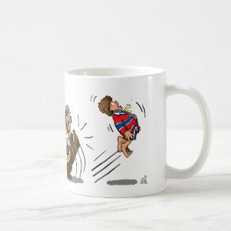 Mug Donnez un coup de pied le Habbit