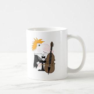 Mug Double bassiste