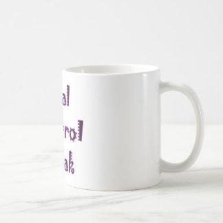 Mug Double maniaque du contrôle