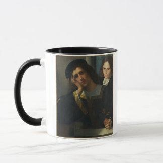 Mug Double portrait, c.1502