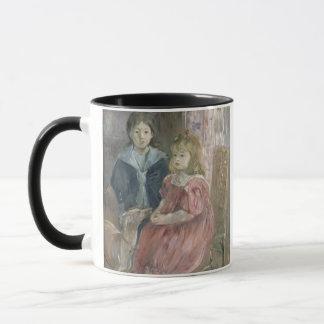 Mug Double portrait de Charley et de Jeannie Thomas,