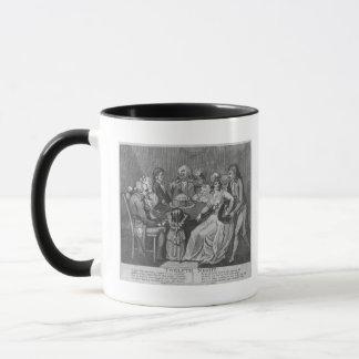 Mug Douzième nuit, 1794