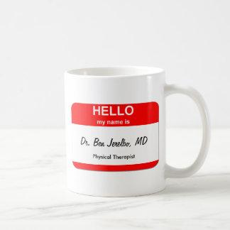 Mug Dr. Ben Jerelbo, DM
