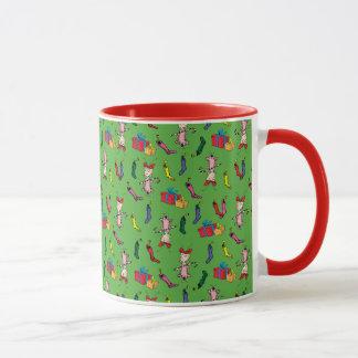 Mug Dr. Seuss | le Grinch | Cindy Lou qui modèlent