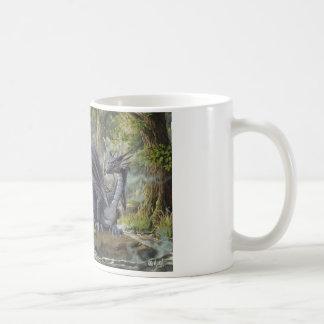 Mug Dragon de forêt - par Marc-André Huot