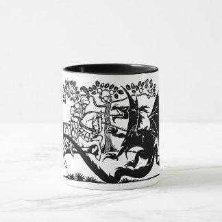 Mug Dragon de St George
