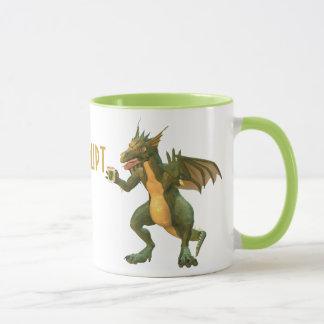Mug Dragon de thé ou de café