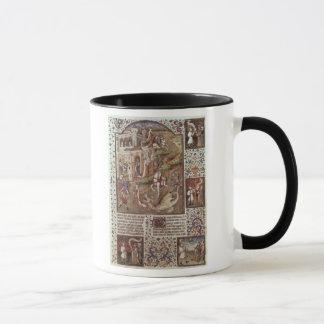 Mug Dragons de massacre de St George