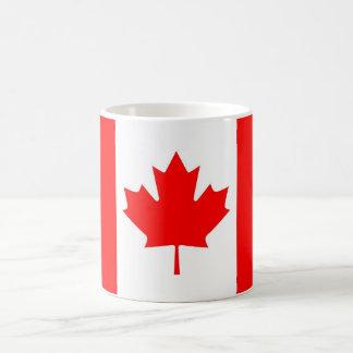 Mug drapeau canadien