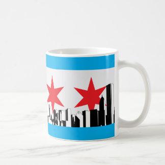 Mug Drapeau de Chicago