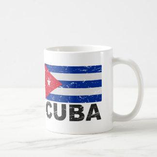 Mug Drapeau de cru du Cuba