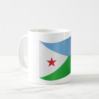 Mug Drapeau de Djibouti