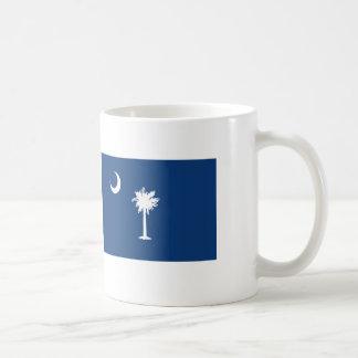 Mug Drapeau de la CAROLINE DU SUD -