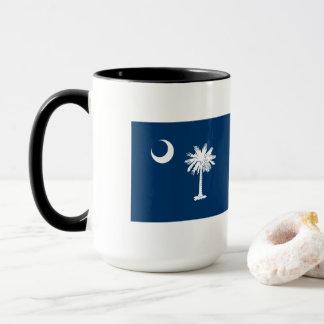 Mug Drapeau de la Caroline du Sud