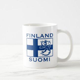 Mug Drapeau de la Finlande