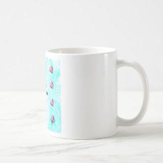 Mug Drapeau de la Finlande et conception finlandaise