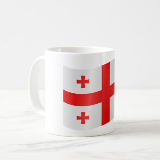 Mug Drapeau de la Géorgie