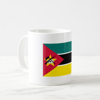 Mug Drapeau de la Mozambique