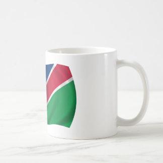 Mug Drapeau de la Namibie