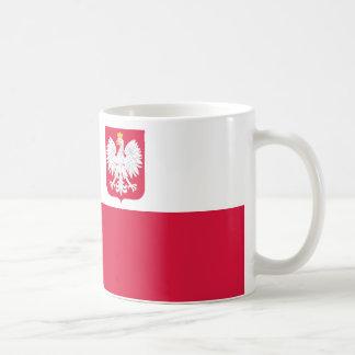 Mug Drapeau de la Pologne