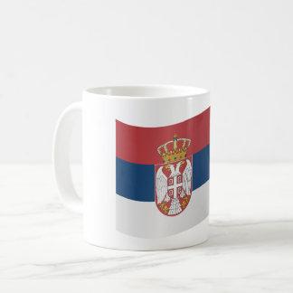 Mug Drapeau de la Serbie