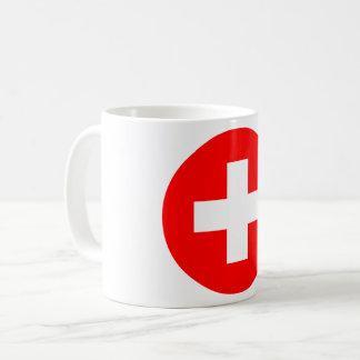 Mug Drapeau de la Suisse