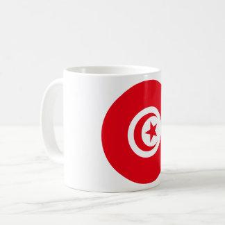 Mug Drapeau de la Tunisie