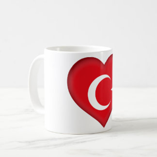 Mug Drapeau de la Turquie