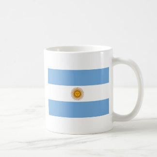 Mug Drapeau de l'Argentine - le Bandera De Argentine