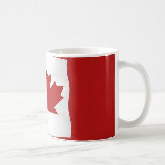 Mug Drapeau de l'Unifolié du Canada