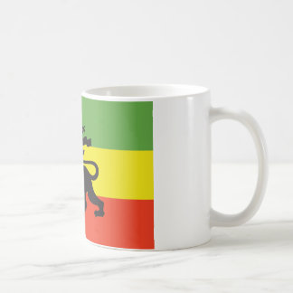 Mug Drapeau de Rastafarian