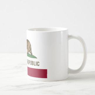 Mug Drapeau de République de la Californie - couleur