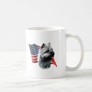Mug Drapeau de Terrier de cairn