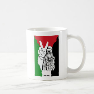 Mug Drapeau de victoire de la Palestine
