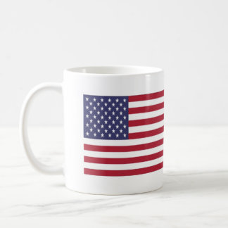 Mug Drapeau des USA Canada