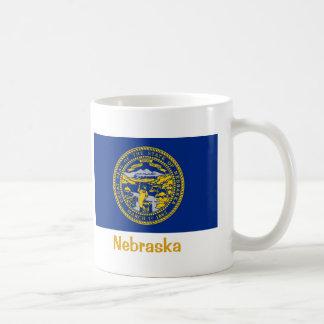 Mug Drapeau d'état du Nébraska