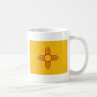 Mug Drapeau d'état du Nouveau Mexique
