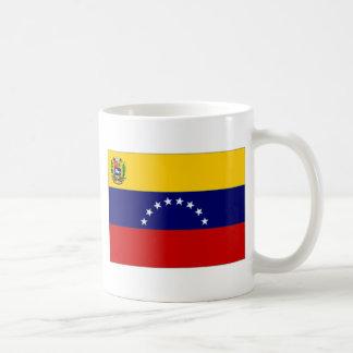 Mug Drapeau d'état du Venezuela
