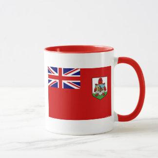 Mug Drapeau d'habillement des Bermudes