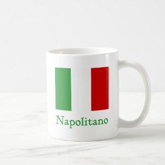 Mug Drapeau d'Italien de Napolitano