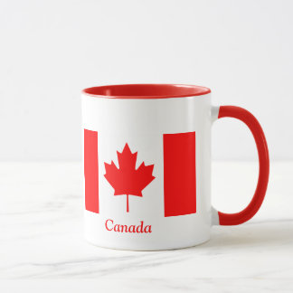 Mug Drapeau du Canada