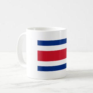 Mug Drapeau du Costa Rica