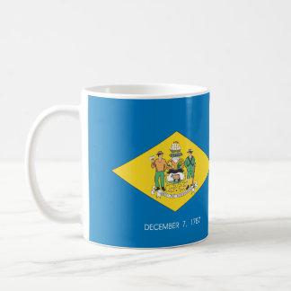 Mug Drapeau du DELAWARE -
