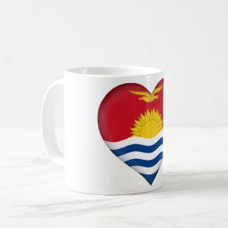 Mug Drapeau du Kiribati