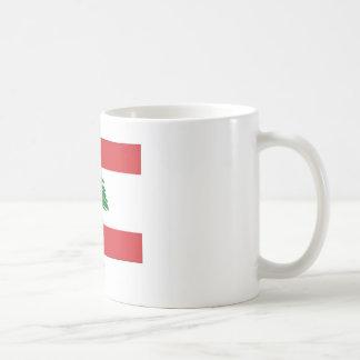 Mug Drapeau du Liban