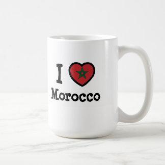 Mug Drapeau du Maroc