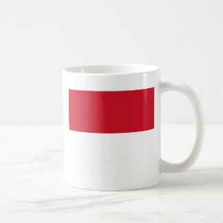 Mug Drapeau du Monaco - Drapeau De Monaco