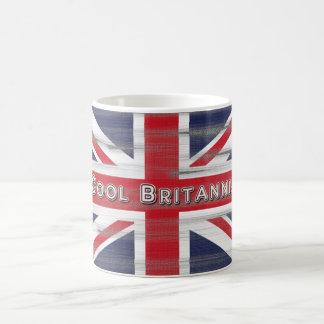 Mug Drapeau frais de Britannia les Anglais