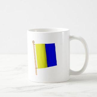 Mug Drapeau nautique 'K
