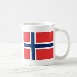 Mug Drapeau Norvège